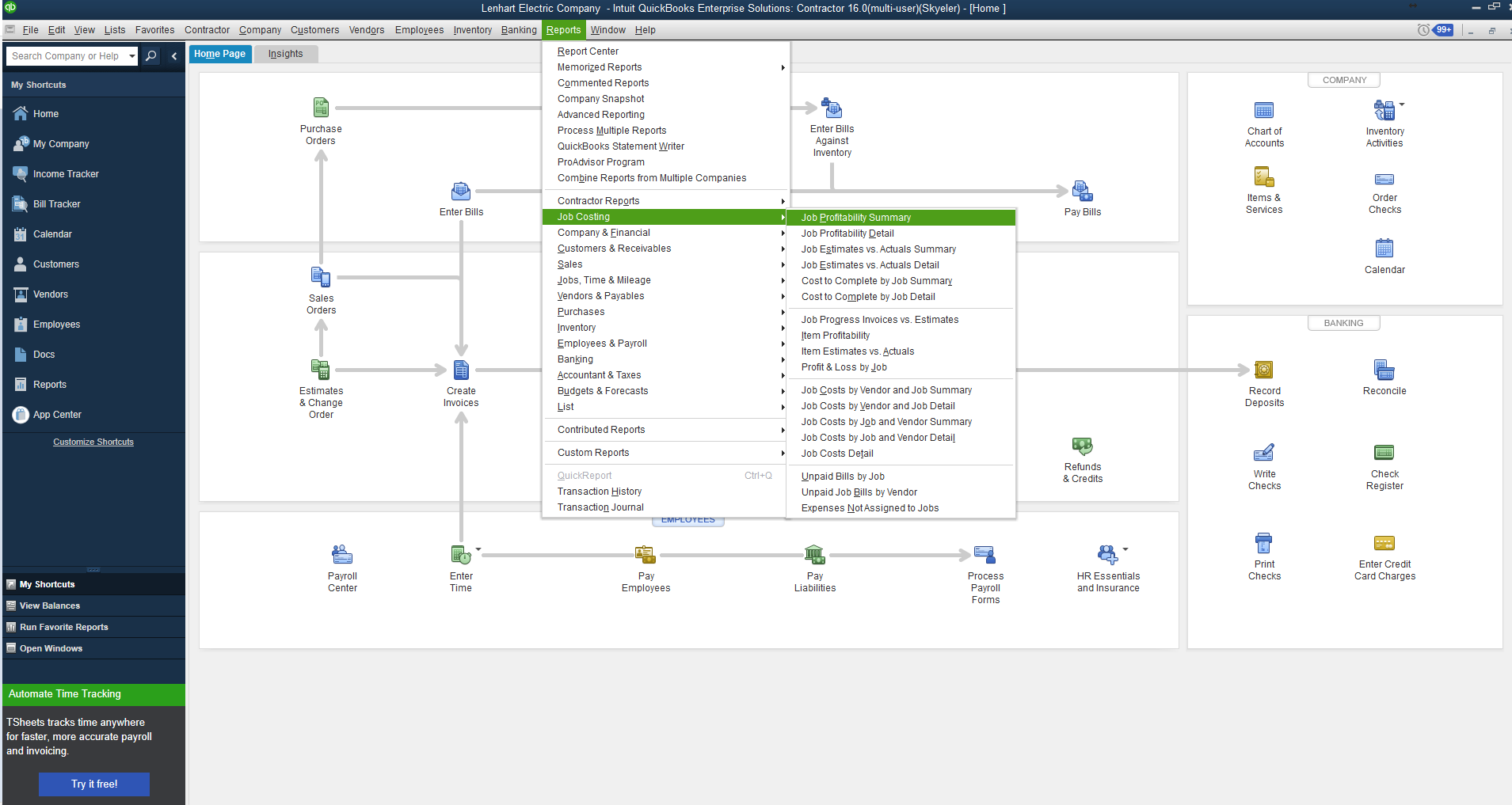 export to excel not working on only one report - QuickBooks Learn