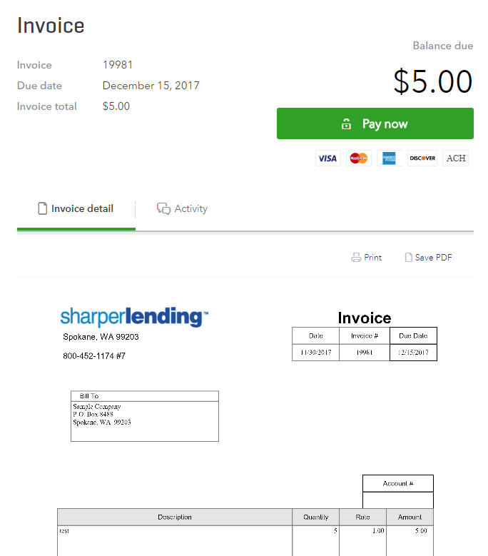 How Can Customers With More Then One Open Invoice See All Of The - How to invoice customers